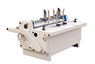 Partition cutting machine